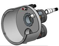 Einbausatz Xanas Fluvo Gegenstromanlage
