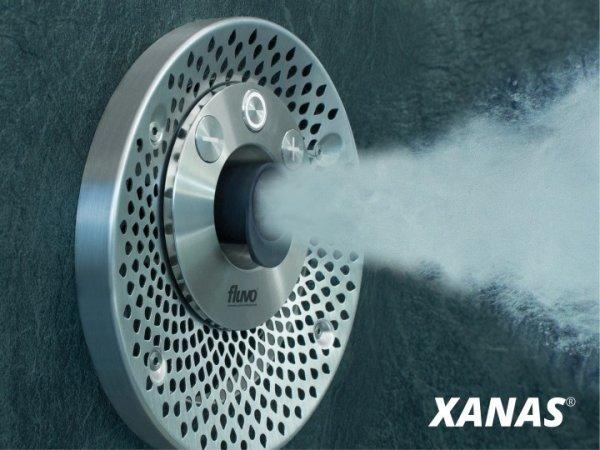 Gegenstromanlage XANAS